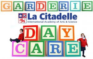 La Citadelle Daycare - logo